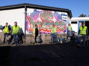 clean up 19 september 2020