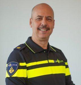 Hassan Nagih, wijkagent